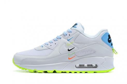 2020 New Release Nike Air Max 90 SE Worldwide Pack Running Shoes ...