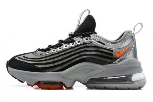 Nike Air Max Zoom 950 Dark Grey Silver Orange Lifestyle Running ...