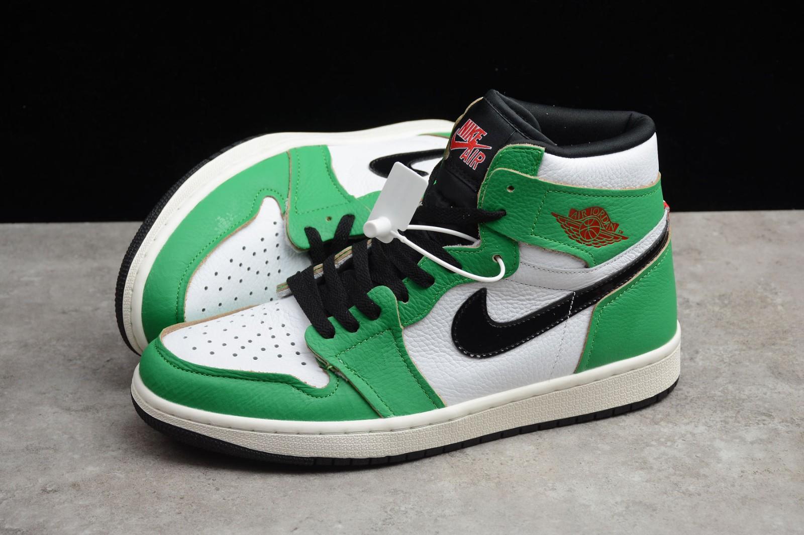 Air Jordan 1 Retro OG womens Lucky Green will leave