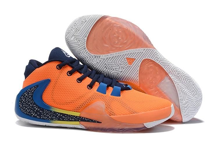 Nike Zoom Freak 1 Giannis Antetokounmpo All Bros Total ...