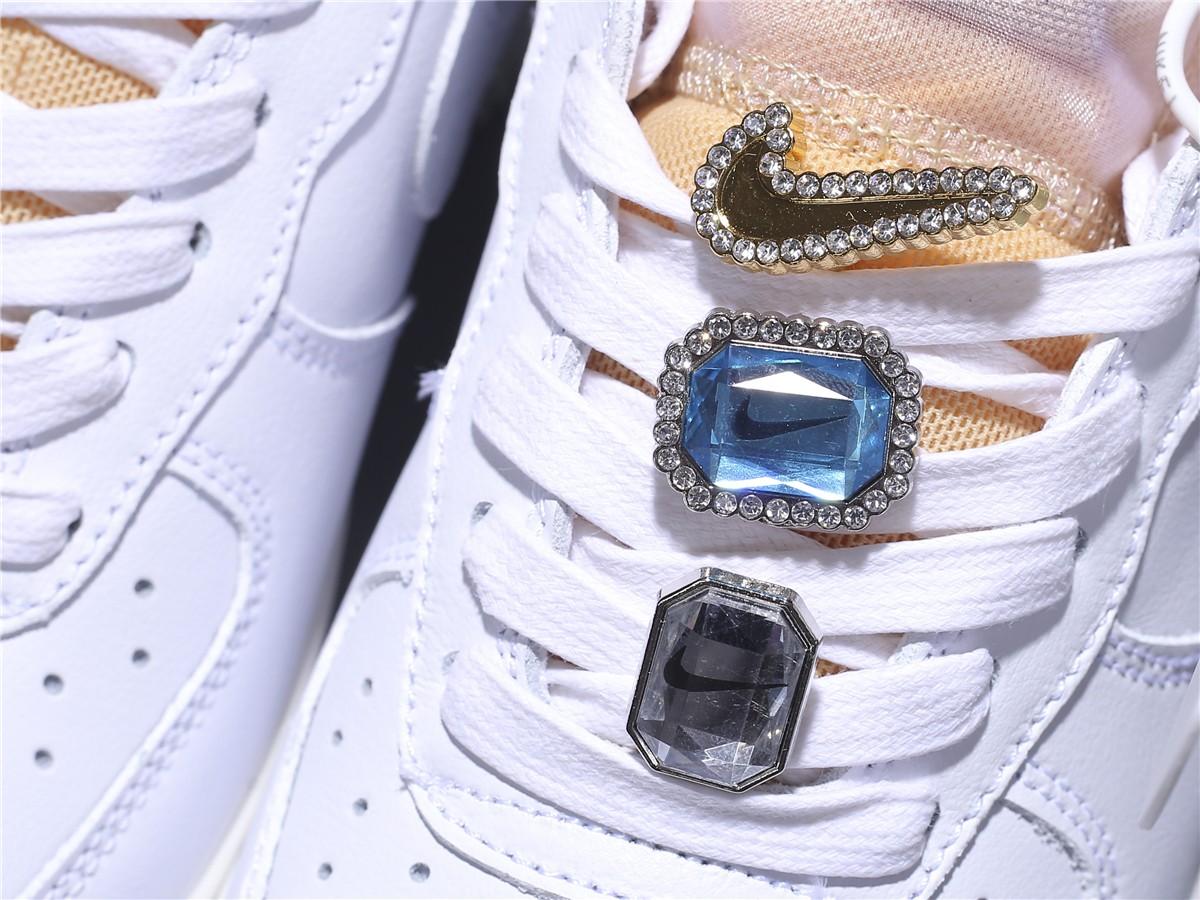 Nike Air Force 1 07 LX Bling White / Summit White
