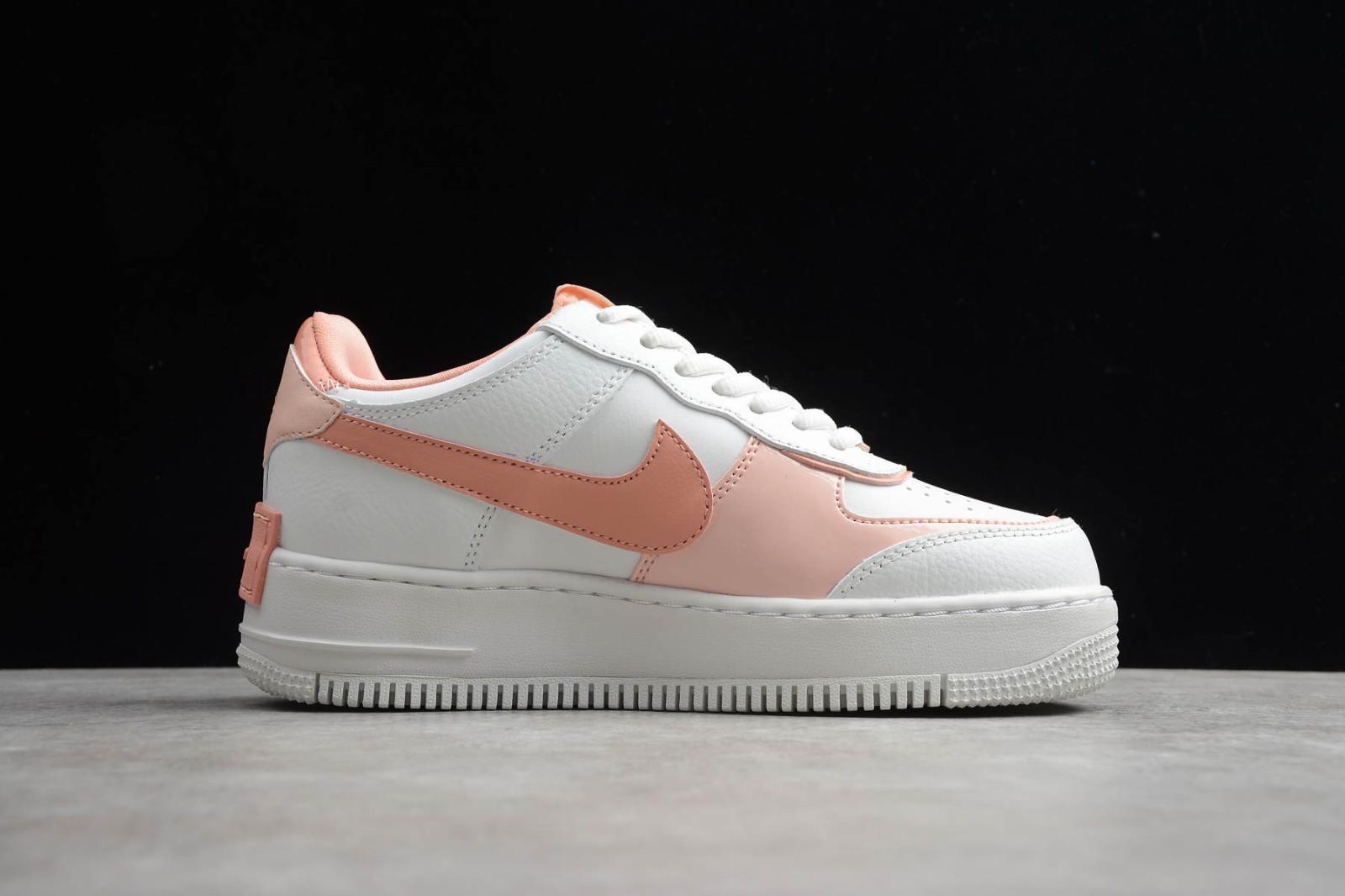 Nike Air Force 1 Shadow Summit White Pink Quartz Af1 Low Casual Shoes Cj1641 101 Reactrun Nike air force 1 af1 w shadow quartz pink blush peach uk 2 3 4 5 6 7 8 9 us newtop rated seller. nike air force 1 shadow summit white